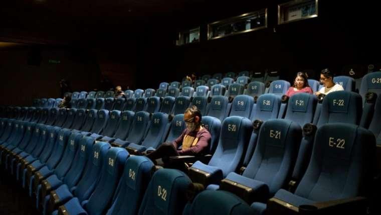 Canacine urge a autoridades reabrir salas cinematográficas
